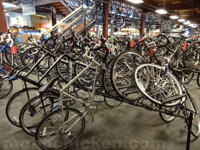 初めての自転車旅 必要なモノ monochicken.com 画像