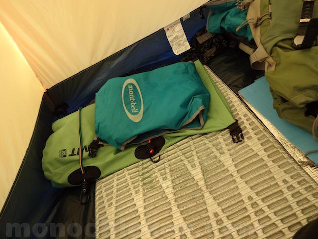 間違いなくおすすめのテントマット 安くタフに使えるサーマレストリッジレストソーライト 登山/自転車旅 アウトドア 画像