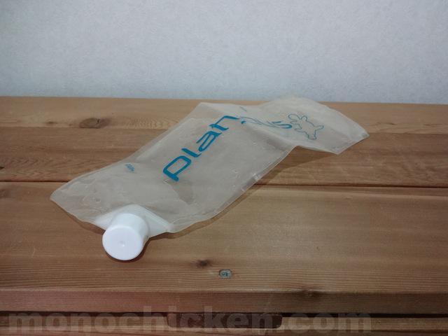 ペチャンコ水筒 monochicken.com 画像