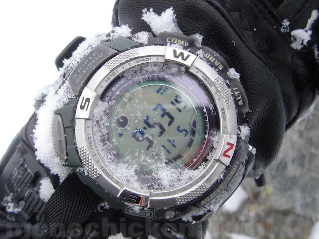 登山/アウトドアにやはりおすすめしたい時計プロトレック その理由9つ 画像
