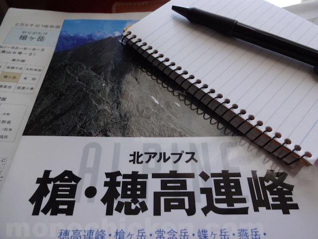 登山初心者的な山の選び方 登山計画の仕方 画像