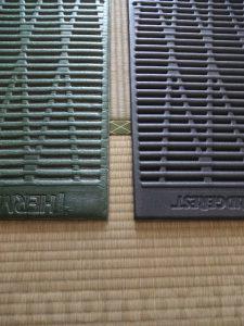 サーマレスト リッジレスト ソーライト/クラシック(/ソーラー) 比較 画像