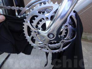 スポーツ自転車スポーツバイクど初心者が自転車掃除を2年経って初めてやってみたシリーズ 画像