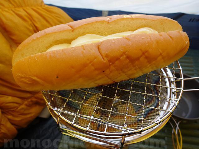 ミニロースター ユニフレーム 焼き網で登山食事、山飯/山ご飯/山食事の世界が大きく広がった今日この頃 画像
