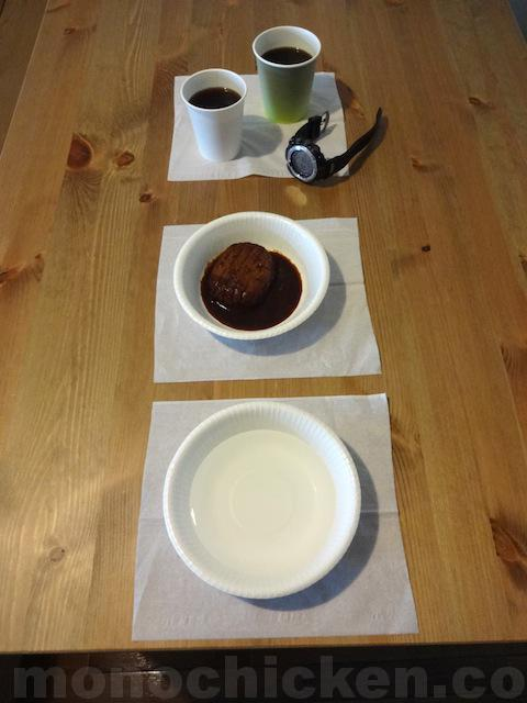 もう登山食事/クッカーの後片付け 掃除に悩まない紙コップと紙皿(神コップと神皿)のすすめ 画像