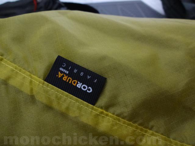 登山/アウトドアの枕 サーマレスト THERMAREST スタッフサックピロー その1「衣類などを詰めるタイプの枕」 これはおすすめ 画像