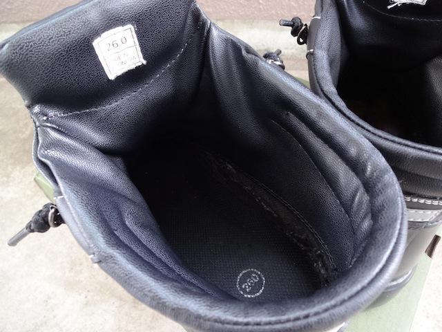 一足あると何かと便利な防水安全靴 力王/アクアゼロ アウトドア作業/DIYにもバイク!?にも 画像