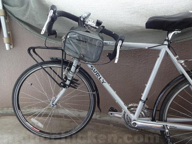 超速FIVE/超速ファイブの使い方 自転車輪行袋 画像30枚 素人が説明書を見ながら包んでみた記録と思った事 画像
