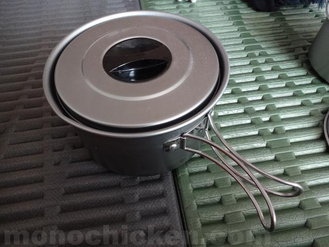 山クッカーM/ユニフレーム 画像22枚 日本製で、かつ持ち歩ける大きさの軽い鍋(クッカー) 画像