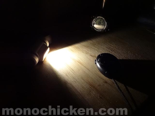 モンベルのコンパクトヘッドランプが新型?パワーアップ?していたことに昨日気が付いた / と愛用している理由6つ7つ 画像