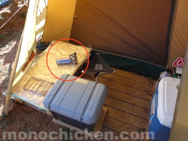 普通のCB缶 結局何度くらいまで使えるのか 初冬約2ヶ月のテント暮らしからの適当な記録 画像