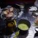ミニロースター ユニフレーム 登山食事の世界が広まる焼き網 画像